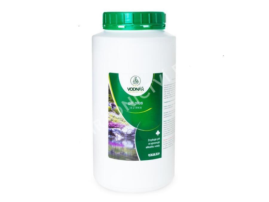 Vodnář pH PLUS jezírka 3kg - Vodnář pH PLUS jezírka 3kg