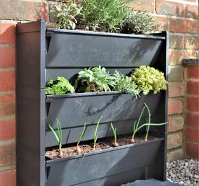 PlantBox® - truhlík pro živé zelené stěny