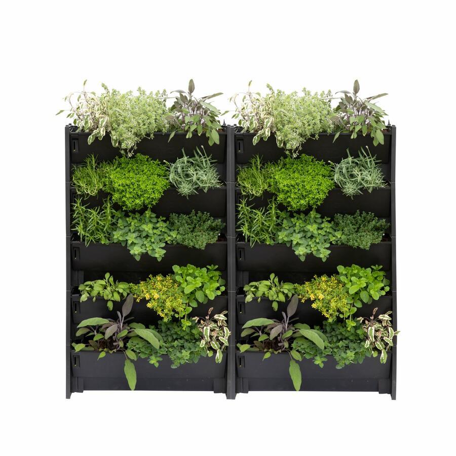 PlantBox® - truhlík pro živé zelené stěny - PlantBox® - truhlík pro živé zelené stěny