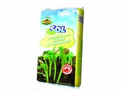 Substrát SOL pro výsev a množení - Substrát SOL pro výsev a množení
