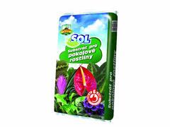 Substrát pro pokojové rostliny - Substrát pro pokojové rostliny